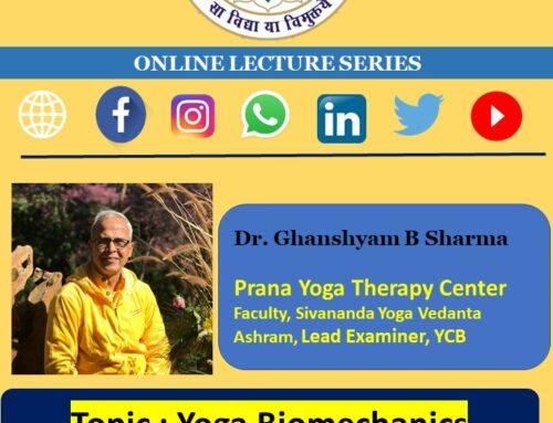 Webinar – Yoga Biomechanics